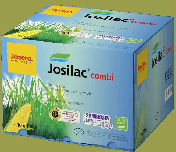 Josilac classic** 150 g Siliermittel für Grassilage