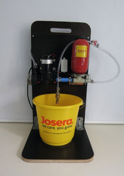 JOSILAC Standard Dosiergerät