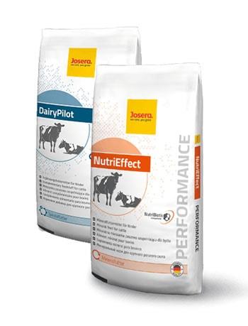 JOSERA Säcke NutriEffect und DairyPilot