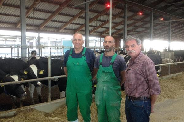 JOSERA Erfolgsgeschichten – DairyPilot – Betrieb Cosinus Gamma Mezőgazdasági aus Ungarn
