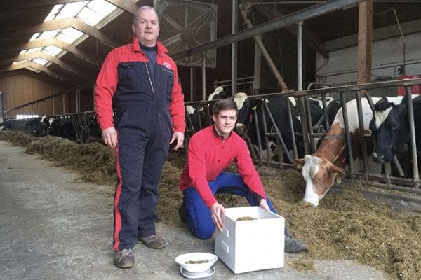 JOSERA Erfolgsgeschichten – DairyPilot – Familie Schwörer