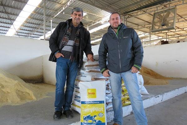 JOSERA Kunden aus der Türkei mit DairyPilot