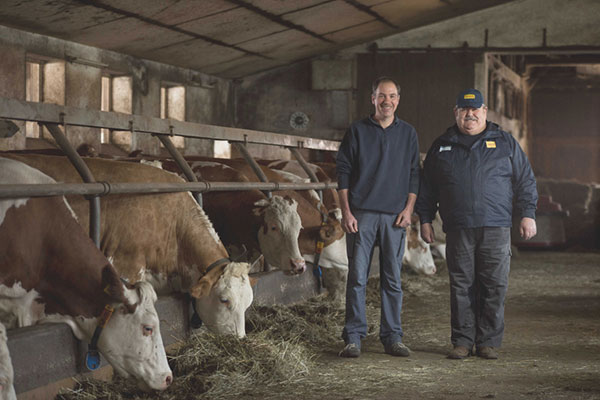 JOSERA Erfolgsgeschichten – DairyPilot – Herr Traxler