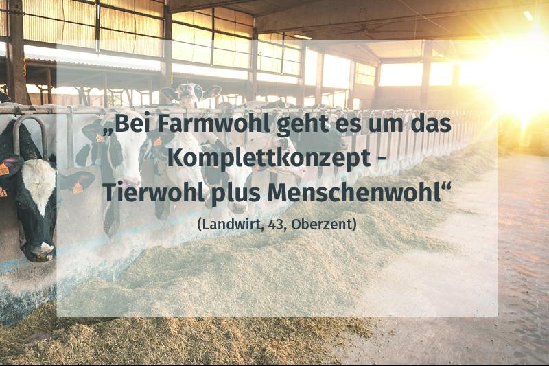 JOSERA, FarmWohl, Zitat