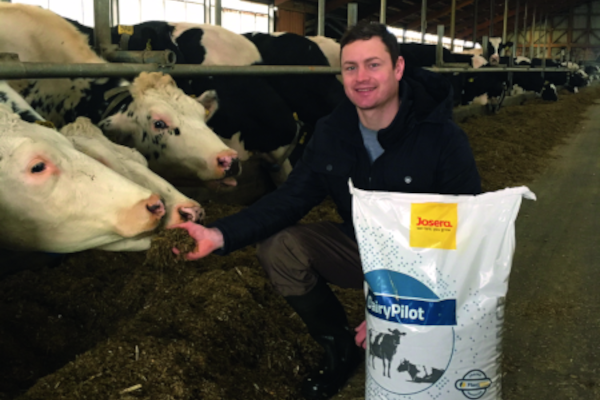 JOSERA DairyPilot - für eine verbesserte Immunität und geringere Zellzahlen