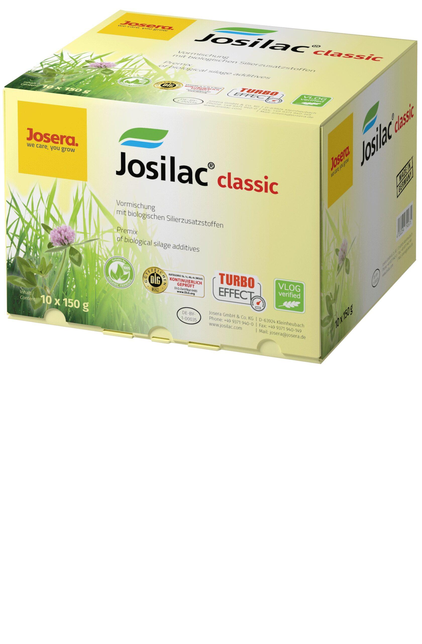 Josilac classic, Josera