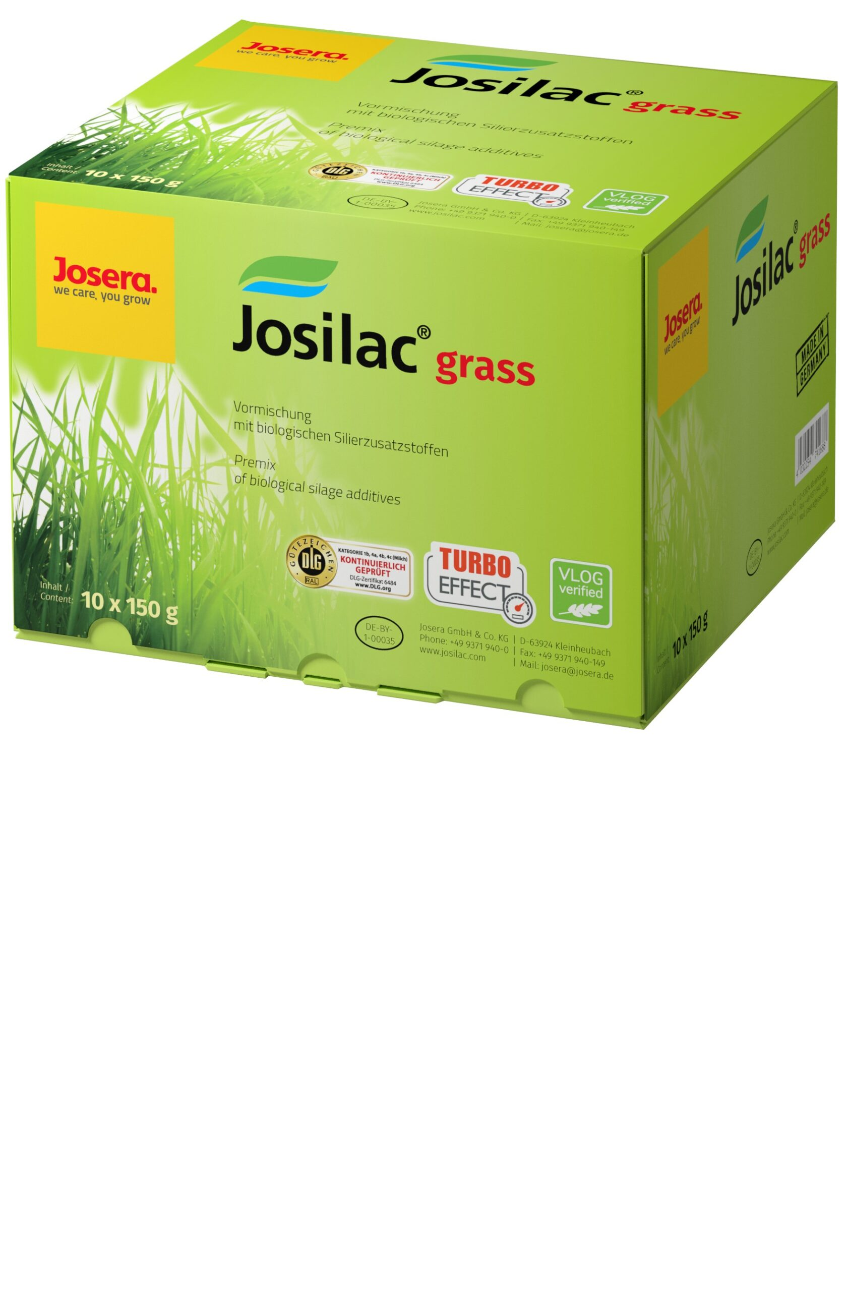 Josilac grass, JOSERA