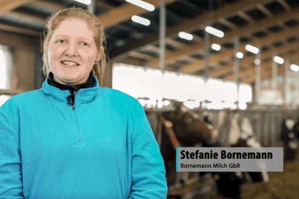 JOSERA Referenz Kundin Bornemann für DairySafe